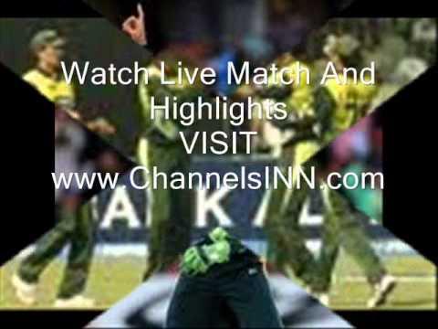 Pakistan Vs Africa Live Match Live Action Live 4th ODI-Live