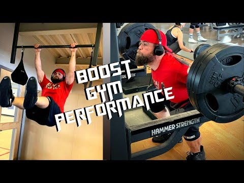 7 Tips To Boost Gym Performance