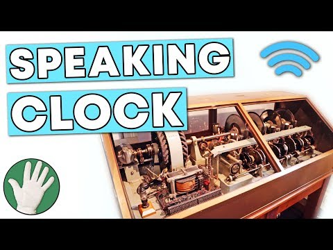 The Speaking Clock - Objectivity #152