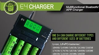ESYB E4 Bluetooth Charger + Giveaway