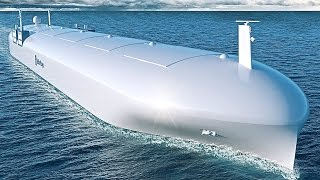 Rolls-Royce Ship Star Wars Style Bridge Concept Self Driving Boat Commercial CARJAM TV HD