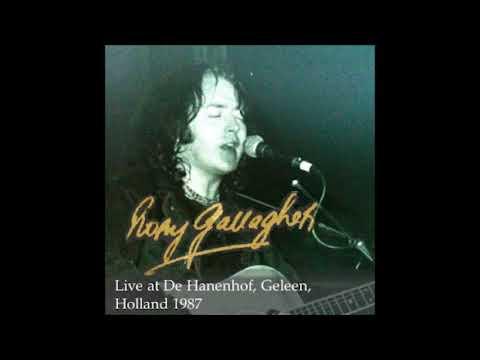 Rory Gallagher - Geleen 1987