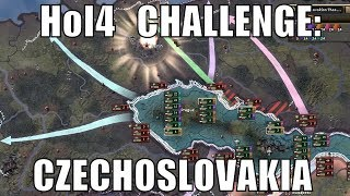Hearts of Iron 4 Challenge: Democratic Czechoslovakia