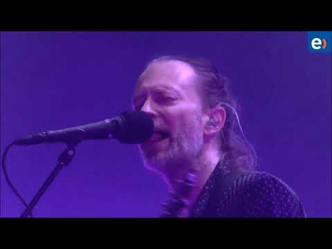 Radiohead - Reckoner live Chile 2018 (Festival SUE) 1080p HD