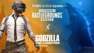 PUBG Mobile UPDATE 0.13.0 BETA! New Zombie Boss, Team Deathmatch Mode, Godzilla etc