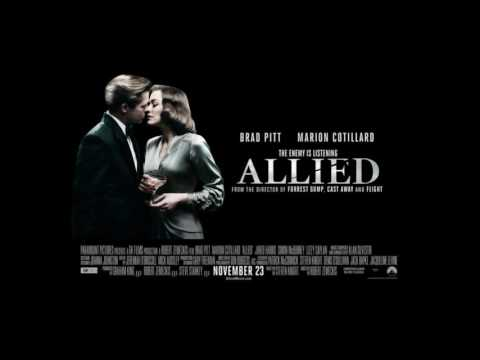 Allied (OST) The Letter & End Credit