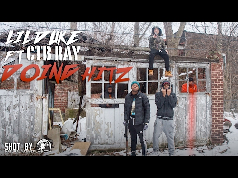LIL DUKE FT. CTB RAY - Doing Hitz