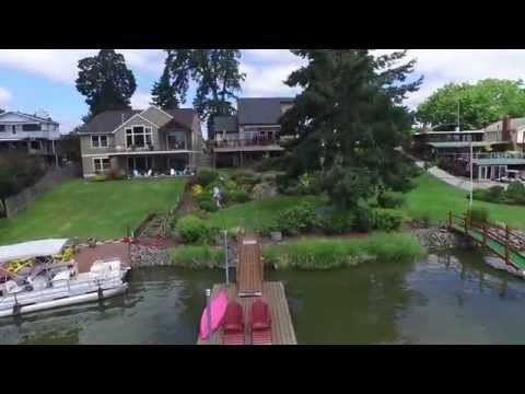 Oregon Lakefront Home |  Fairview, Oregon real estate