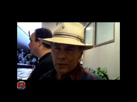 Interview with Dean Stockwell (Battlestar Galactica, Quantum Leap)