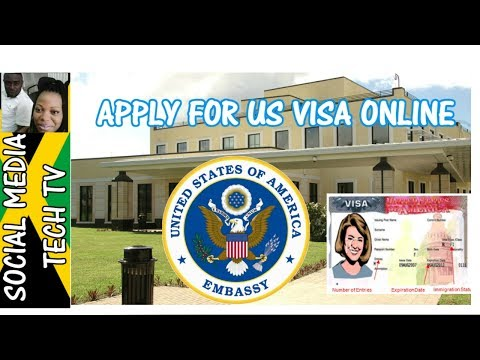 How To Apply For A US Visa Online