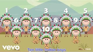 evokids - Ten Little Indians