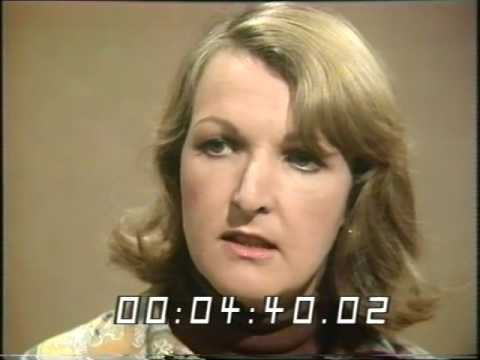 Penelope Kieth - Interview - Thames Television - 1977