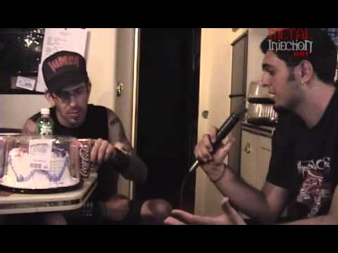 LAMB OF GOD Interview 2004 | Metal Injection