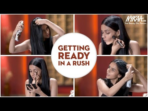 Lazy Girl's Everyday Makeup Routine With Komal Pandey | Nykaa
