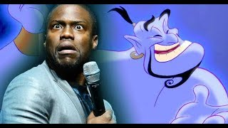 It Should Have Been Kevin Hart (Aladdin Trailer Reaction and Thoughts)