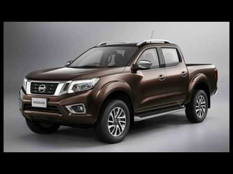 2019 Nissan Frontier Redesign and Release Date