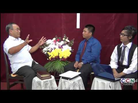 Rev. Dr. Rual Uk le CCN Ton Biaruahnak Dal-Khatnak