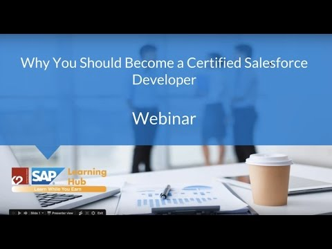 How to Transition Your Career to Salesforce Development
