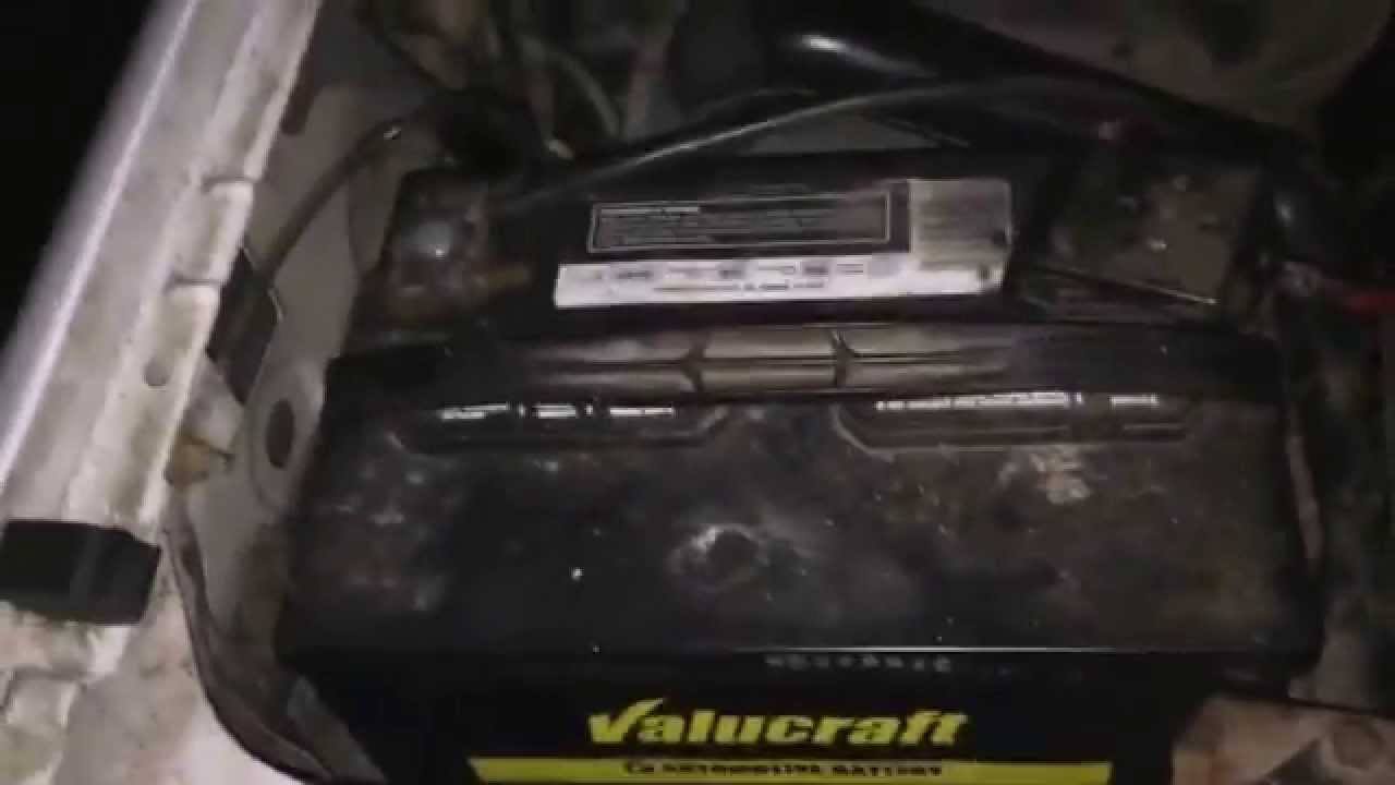 How To Put A Starter In 1995 F250 Youtube 1992 Ford F 250 460 Wiring Diagram