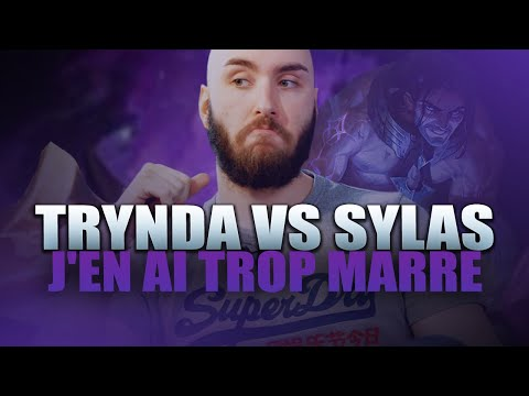 Vidéo d'Alderiate : [FR] ALDERIATE - TRYNDAMERE VS SYLAS - PRÉSAISON 11 - ES MUY CRINGERINO