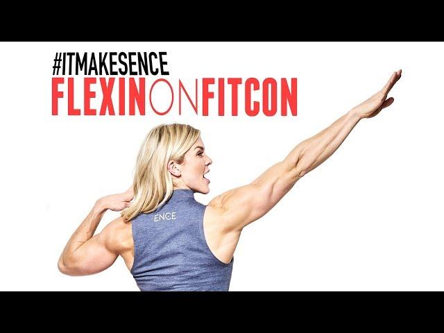 Brooke Ence - Flexin' On Fitcon