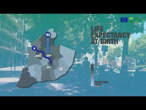Lisbon case studyUrban environment and health in Lisbon, Portugal, 2017