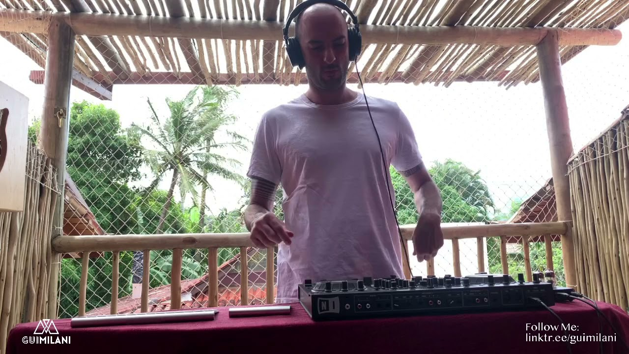 TRANSENSES HOME SESSIONS #17 - Presents Gui Milani (BR) - April 2021