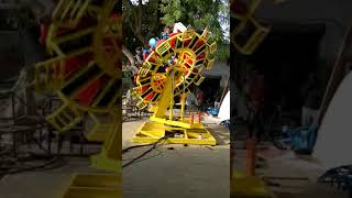 Kids amusement rides on rent ( merry go around )