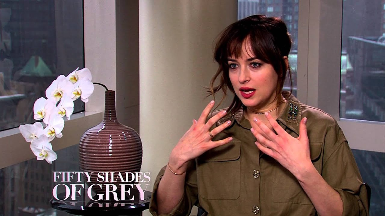 entrevista exclusiva con dakota johnson de quotfifty shades