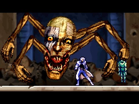 Castlevania Dawn Of Sorrow All Bosses No Damage Youtube