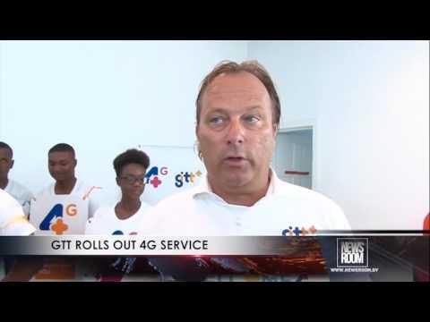 GTT ROLLS OUT 4G SERVICE.