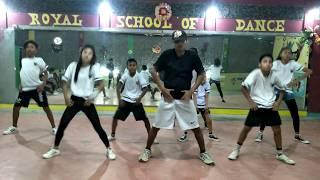 Bom Digy Digy Dance By Royal School of Dance Udalguri Choreograph by Jayanta Rabha