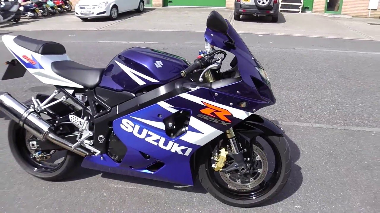 2004 suzuki gsxr 600 motorcycle youtube. Black Bedroom Furniture Sets. Home Design Ideas