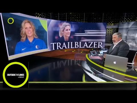 Jenny Boucek on getting hired by the Mavericks while expecting a child | OTL | ESPN
