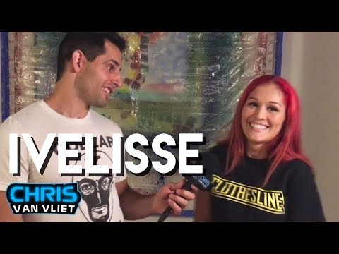 Ivelisse does a perfect Melissa Santos impression, wrestling Asuka, getting fired from WWE