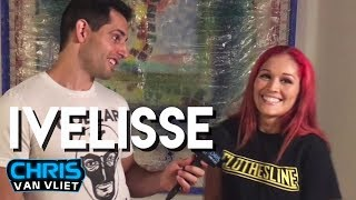 Baixar Ivelisse does a perfect Melissa Santos impression, wrestling Asuka, getting fired from WWE