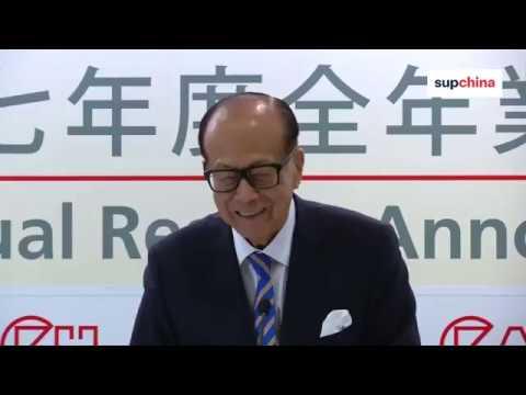 Hong Kong business magnate Li Ka-shing retires at 89