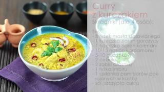 Curry z kurczaka | DOROTA.iN