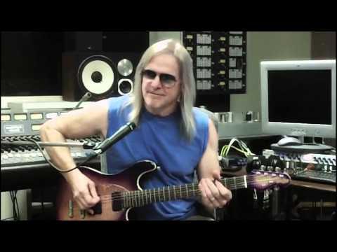 Steve Morse Play Tests The New Ernie Ball Cobalt Electric Guitar Strings