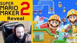 UberHaxorNova Reacts to Super Mario Maker 2
