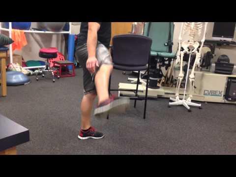 Knee Rehab Neuromuscular Control
