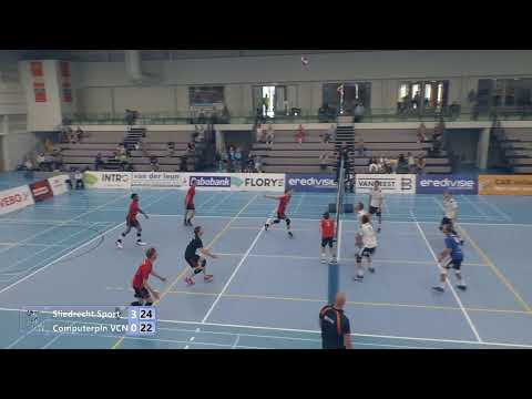 Oefenwedstrijd Heren 1 - VCN Capelle a/d IJssel
