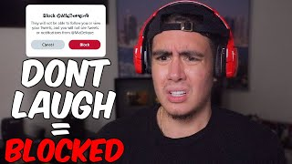 I Was In The Mood To Roast \u0026 Block Unfunny Submissions | Try Not To Laugh (Fan Submissions)