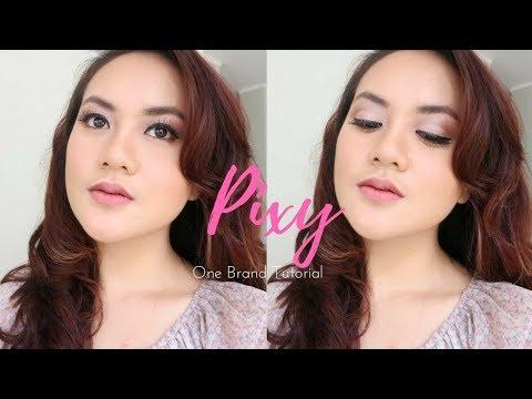 Soft makeup (pink)