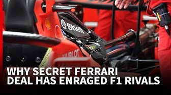 Were Ferrari cheating? Why the FIA statement and deal has F1 teams in uproar