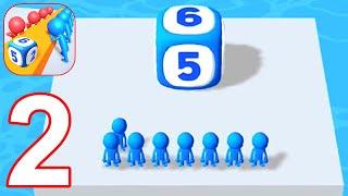 Dice Push - Gameplay Part 2 (Android, iOS) #2 screenshot 5