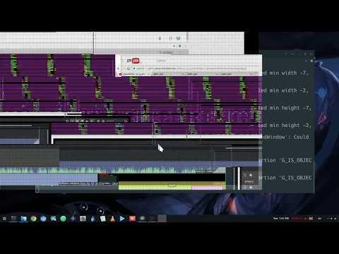 GTK4 flashing bug on Wayland Session with NVIDIA