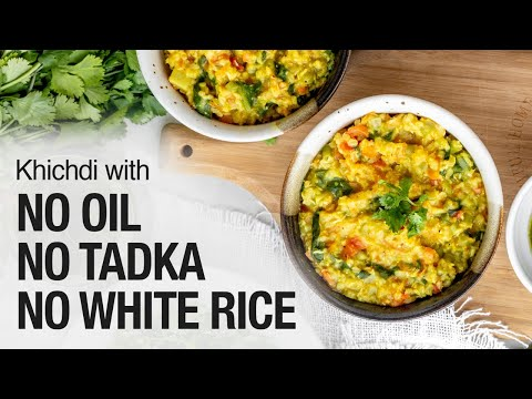 Detox Khichdi & Daliya Recipe for Lunch