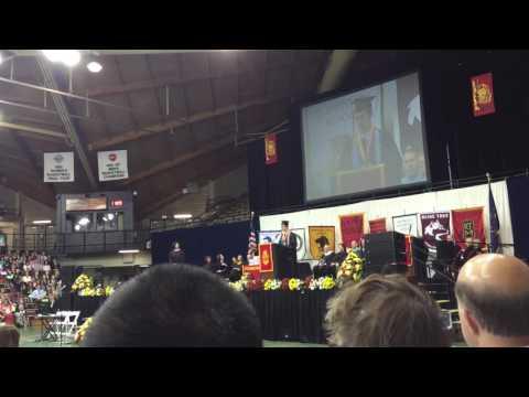 Penncrest High School Class of 2016 Graduation - Salutatorian speech