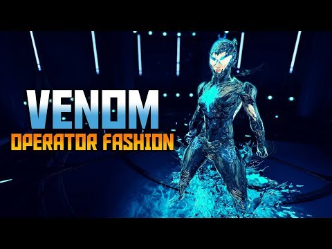 [WARFRAME] VENOM Operator Fashion -Emissary Operator Collection-
